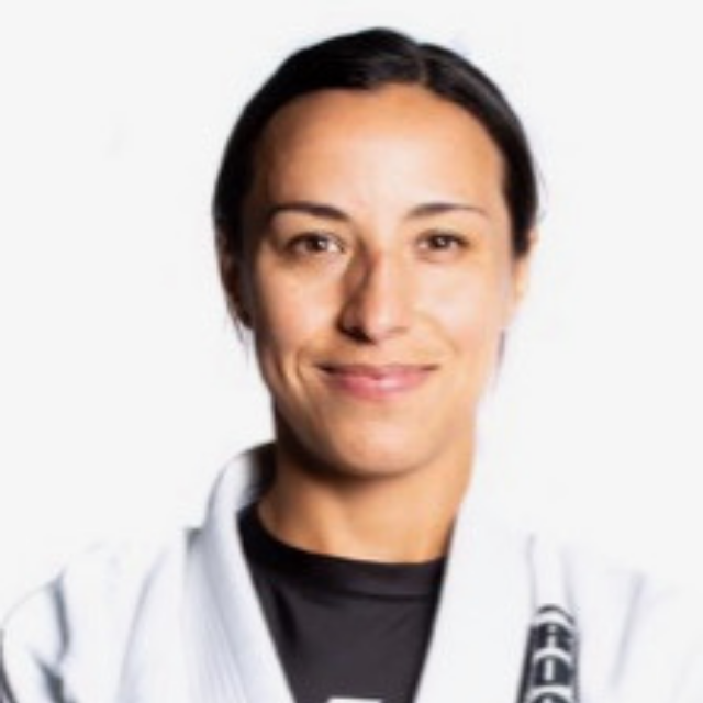Joanna Ziobronowicz, martial artist, trainer and athlete